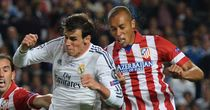 Gareth Bale and Miranda: Both linked with United moves