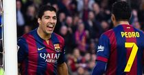 Luis Suarez: Netted his first Primera Liga goal for Barcelona on Saturday