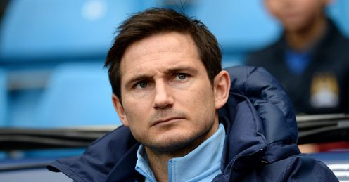 Frank Lampard: Due to move to New York