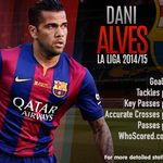 Dani Alves: Barcelona defender is available on a free this summer