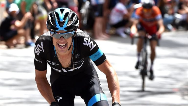 Richie porte says winning feeling at team sky is for Richie porte latest news