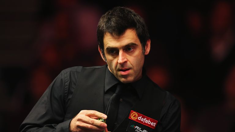 Ronnie O'Sullivan: Cruised into the semi-finals on Thursday