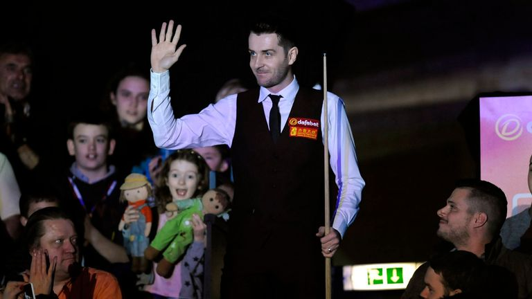 Mark Selby: Defeated Gary Wilson to win the China Open