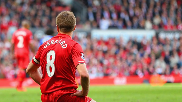 Steven Gerrard's infamous slip proved costly for Liverpool against Chelsea