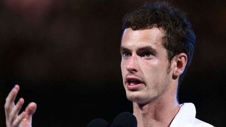 Andy Murray Withdraws From the US Open Because of a Hip Injury