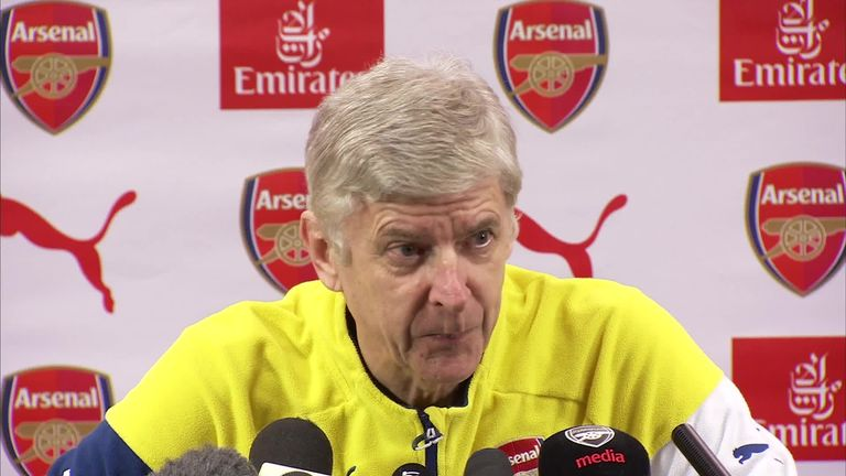 Arsene Wenger has revealed work permit restrictions prevented Arsenal from signing Angel Di Maria