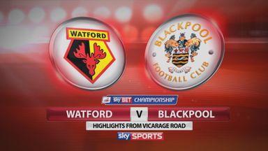 Watford 7-2 Blackpool