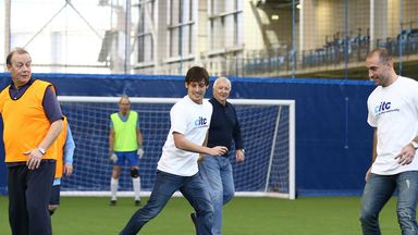 Manchester City launch Walking Football Programme