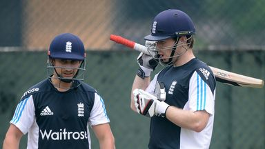 James Taylor and Eoin Morgan: Set to be team-mates at the World Cup next month