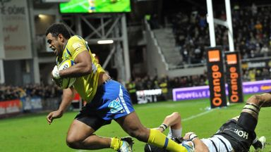 Napolioni Nalaga: Clermont winger has decided to join Lyon