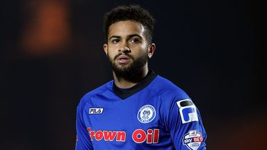 Reuben Noble-Lazarus: Six goals for Rochdale thus far