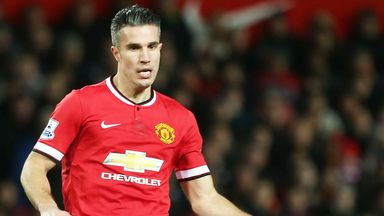 Robin van Persie may return to action on Friday night