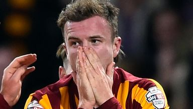 Andy Halliday: Departing Valley Parade