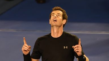 Andy Murray: Looking to win his first Australian Open title