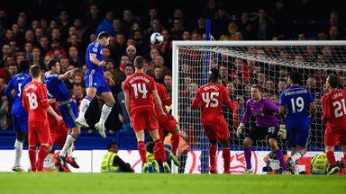 Branislav Ivanovic: Heads in Chelsea winner