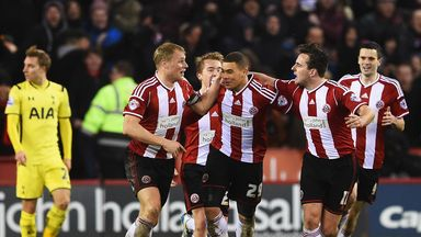 Che Adams: Staying at Sheffield United