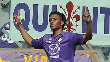 Juan Cuadrado: Chelsea hoping to sign exciting winger
