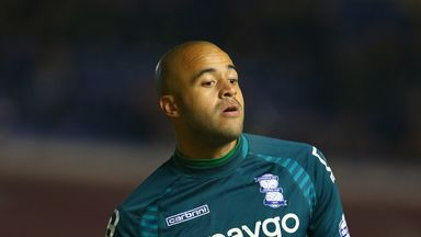 Darren Randolph: Looking for a new club