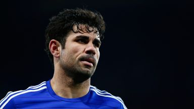 Diego Costa: Faces three-match ban if charge is proven