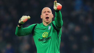Brad Guzan: Says Aston Villa