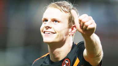 Gary Mackay-Steven: Dundee United winger will move to Celtic in the summer