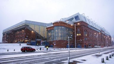 Ibrox Stadium, not secured against Sports Direct's £10m loan.