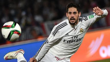 Isco: Seizing chance to shine in the absence of Luka Modric and James Rodriguez