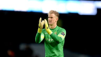Joe Hart: Insists City remain confident