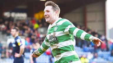 Kris Commons: Celtic midfielder is looking no further than the match against Dundee