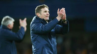 Phil Parkinson: It's the result I wanted