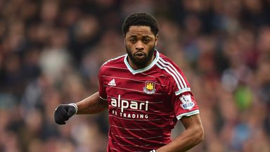 Alex Song: The midfielder played for the Gunners between 2005 and 2012.