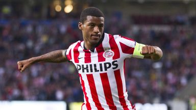 Georginio Wijnaldum: Set PSV on their way against Cambuur