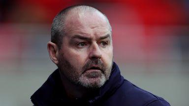 Steve Clarke: Won't seek advice from Jose Mourinho