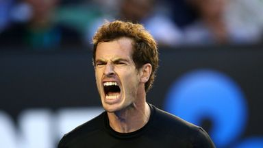 Andy Murray: Through to his fourth Australian Open final in six years
