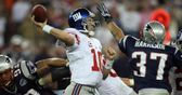 Five Fave Super Bowls - XLII: New York Giants 17-14 New England Patriots