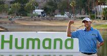 Haas wins second Humana title