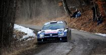Ogier claims Monte Carlo crown