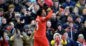 Sturridge delighted to be back