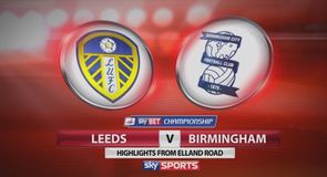 Leeds 1-1 Birmingham