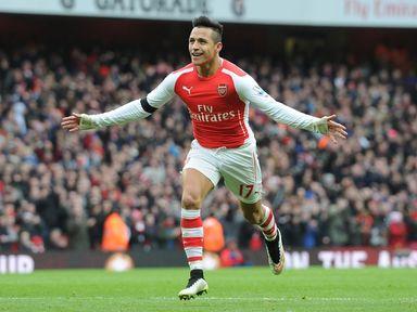 Alexis Sanchez: Has been key for Arsenal this season