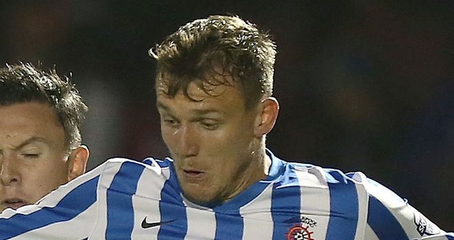 Charlie Wyke: Scored late equaliser