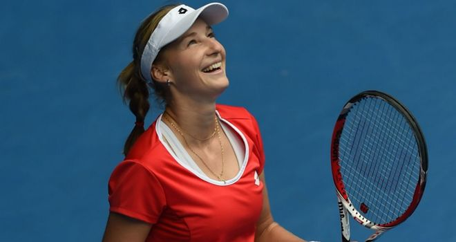 Ekaterina Makarova: Doesn't have a great claycourt record