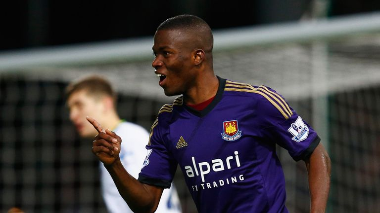 Enner Valencia: A reported target for Chelsea
