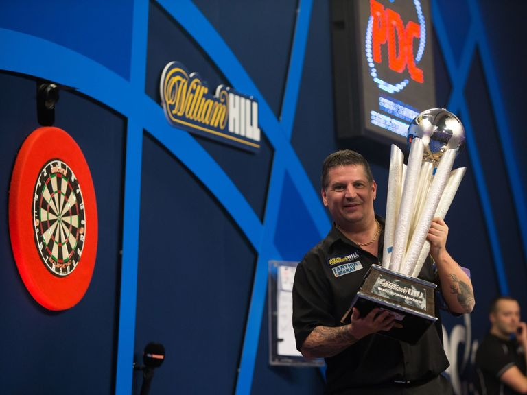 darts news latest