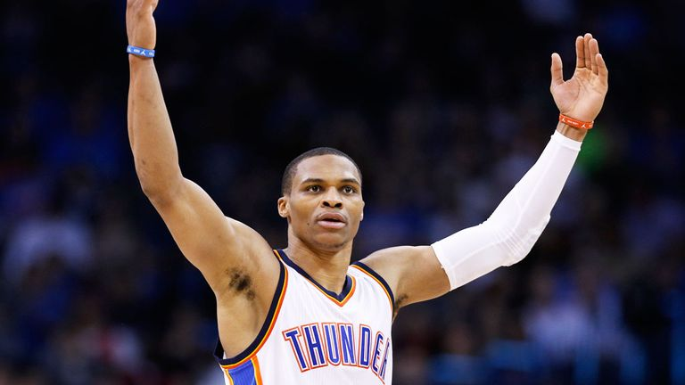 Russell Westbrook Agrees To Mega Contract Extension With Thunder