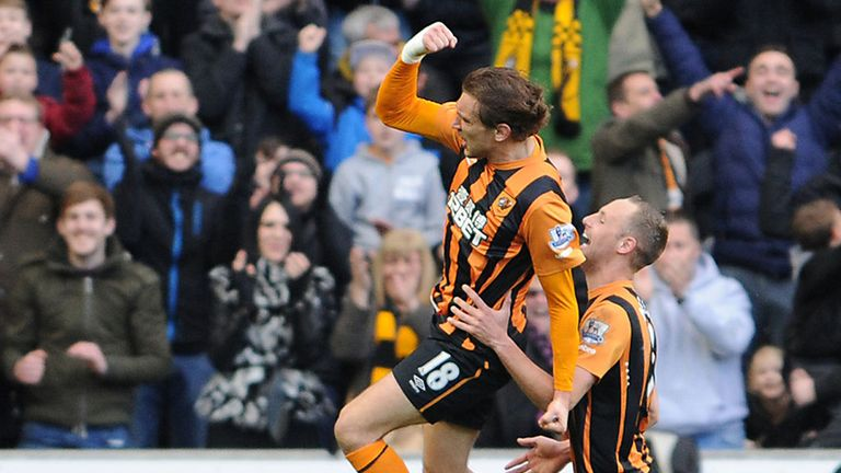 Hull City's Nickica Jelavic can fire Hull to victory.