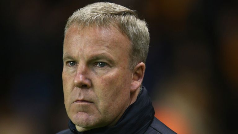 Kenny Jackett: Has put together a hardworking squad