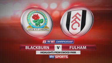 Blackburn 2-1 Fulham