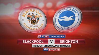 Blackpool 1-0 Brighton