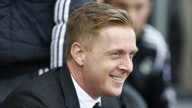 Garry Monk: Positive over performance of Wales stars